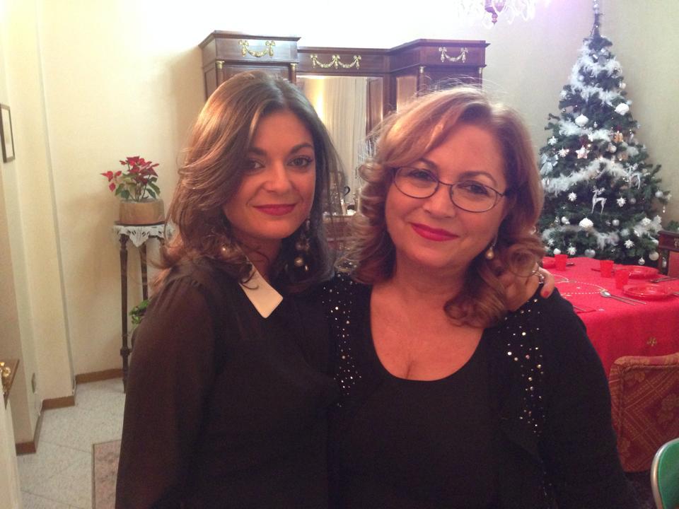 Io e la mia mamma_Natale 2012