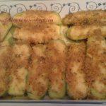 Zucchine Ripiene di Purè Ricco