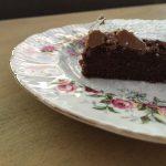 Torta Marmorina al cioccolato