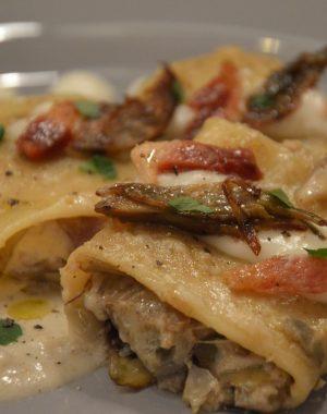 Paccheri-ripieni-di-crema-di-formaggi