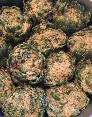 carciofi-ripieni