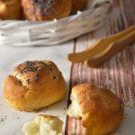 Laugenbrot: i Pretzel a forma di panino!