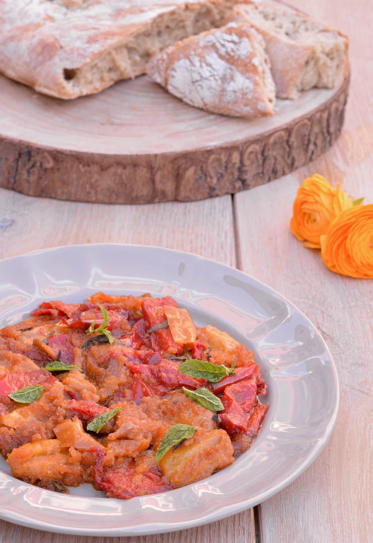 Peperoni-mollicati